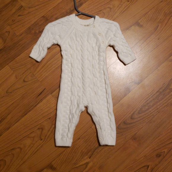 8622828e3b3 hope   henry Other - Hope   Henry organic cotton cable knit romper